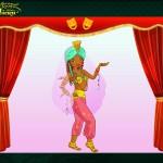Карнавальные костюмы - восточная красавица