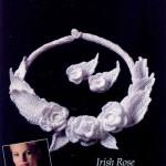 Ирландская роза - кружево