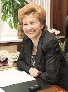 председатель ФСС РФ Галина Карелова